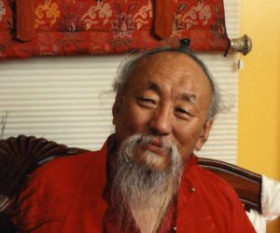 H.E. Chagdud Tulku Rinpoche