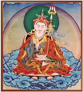 Guru Rinpoche Tsog