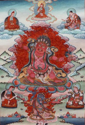 Hayagriva Retreat at CGF Rigdzin Ling