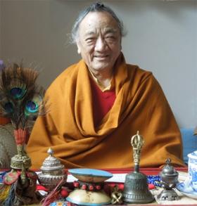 Lama Pema Dorje Rinpoche Passing into Parinirvana