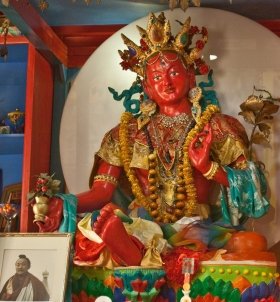 Red Tara Tsog Offering Practice Weekend with Empowerments, Oregon