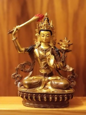 Peaceful Manjushri Empowerment and Teachings (HH Jigme Phuntsok Rinpoche's terma)