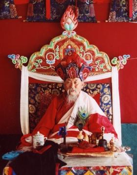Chagdud Gonpa Empowerments